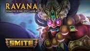 SMITE - God Reveal - Ravana, The Demon King of Lanka