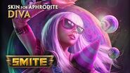 SMITE - New Skin for Aphrodite - Diva