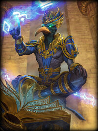 Thoth Golden Card