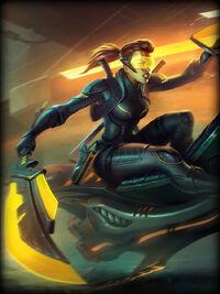 Awilix powersurge Card