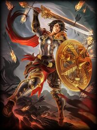 Standard Bellona Card