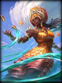 Yemoja Healing-Water Card