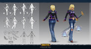 Nemesis 'Modern Mercenary' concept