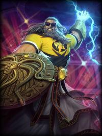 Zeus NobleEsports Card