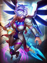 Nemesis Leona Card