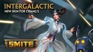 SMITE - New Skin for Chang'e - Intergalactic