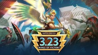 SMITE Patch Notes VOD - Wings of Victory (Patch 3.23)