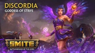 SMITE - God Reveal - Discordia, Goddess of Strife