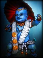 Vamana Recolor supersuperold