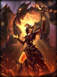 Hera Ragnarok Card