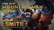 New Odin Skin Mountain Man