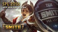 SMITE - New Skin for Bellona - SPL 2016 (Season Ticket)