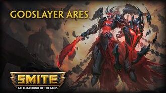 SMITE - New Tier 5 Skin Reveal - Godslayer Ares
