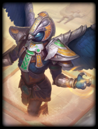 Horus RightfulHeir Card