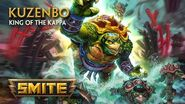 SMITE - God Reveal - Kuzenbo, King Kappa