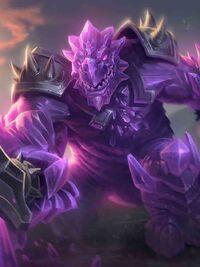 Ymir crystal-colossus Card