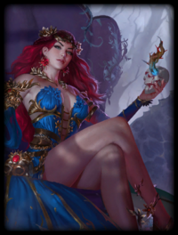 Persephone Mastery Card
