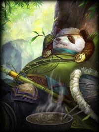Odin Pandamonium Card