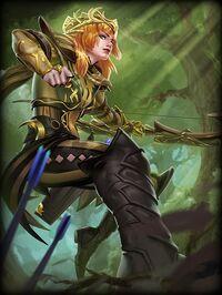 Artemis Stalker Card