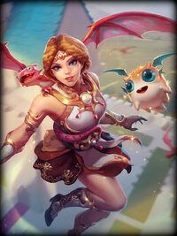Discordia dragon-keeper Card