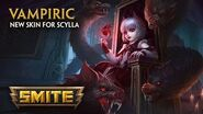 SMITE - New Skin for Scylla - Vampiric