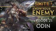 SMITE Know Your Enemy 21 - Odin