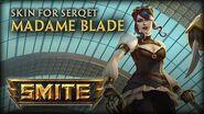 New Serqet Skin Madame Blade