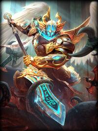 Odin celestial-guard Card