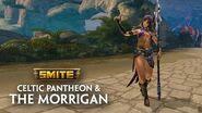 SMITE - Season 4 Dev Talk - Celtic Pantheon & The Morrigan