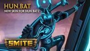 SMITE - New Skin for Hun Batz - Hun