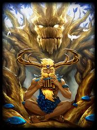 Sylvanus Golden Card
