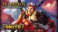 SMITE - New Skin for Skadi - Ski Patrol