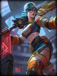 Bellona gizmo Card