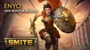 SMITE - New Skin for Bellona - Enyo