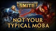 SMITE - Not Your Typical MOBA