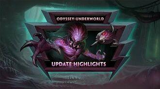 SMITE - Update Highlights - Odyssey Underworld