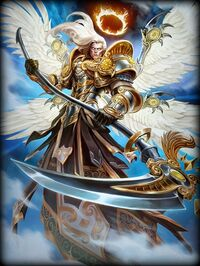 Thanatos Archon Card