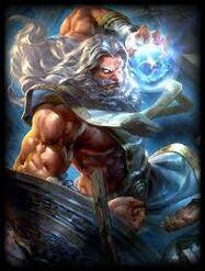 Zeus old