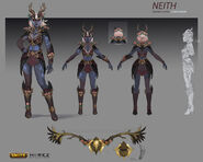 NeithMoonlitScout Concept