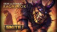 New Skin for Fenrir - Ragnarok