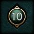 Achievements GodMastery 10