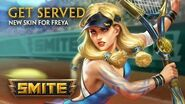 SMITE - New Skin for Freya - Get Served
