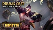 SMITE - New Skin for Raijin - Drums Out
