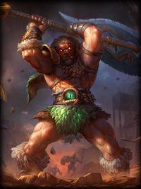 Hercules nemean-lion Card