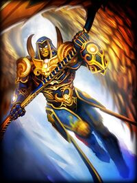 Thanatos Golden Card
