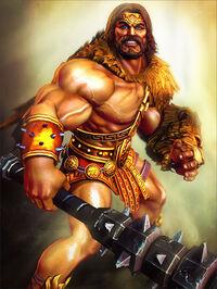 Hercules Retro Card