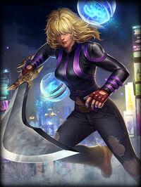 Nemesis ModernMercenary Card