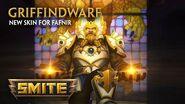 SMITE - New Skin for Fafnir - Griffindwarf