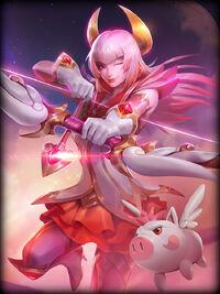 Artemis mystic-archer Card