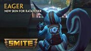 SMITE - New Skin for Ratatoskr - Eager
